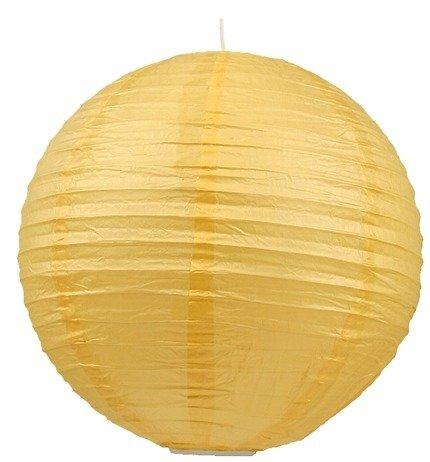 Kula Kokon Candellux Abażur 31-88249 Papierowa Żółty