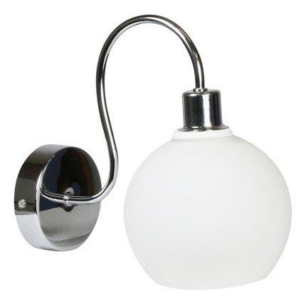 LAMPA ŚCIENNA KINKIET CANDELLUX NELDA 21-72559  E14 CHROM