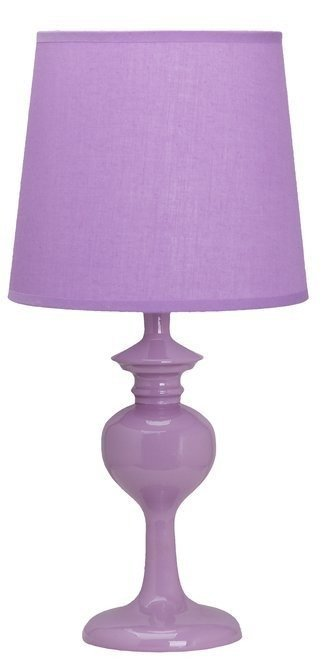 LAMPA STOŁOWA  CANDELLUX BERKANE 41-11756 E14 FIOLETOWY