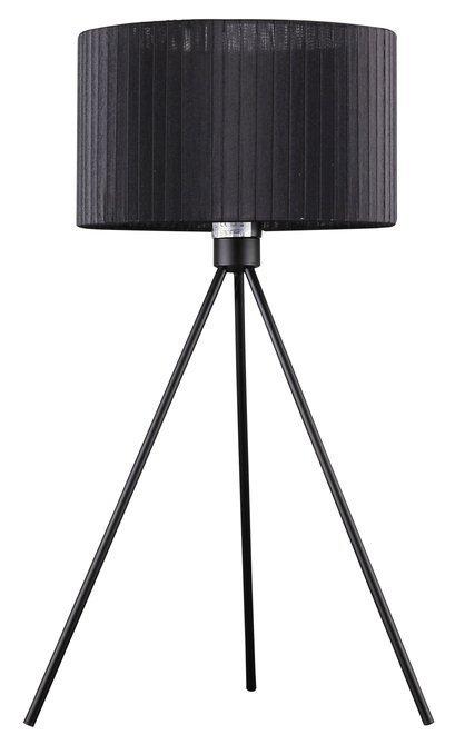 LAMPA STOŁOWA GABINETOWA CANDELLUX DIANA 41-74034 CZARNY