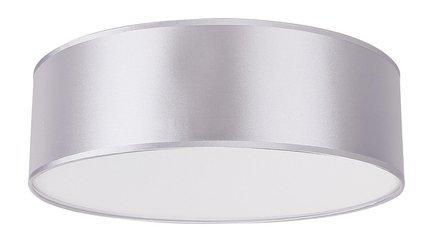 LAMPA SUFITOWA  CANDELLUX KIOTO 31-64684   E27 JASNO SZARY