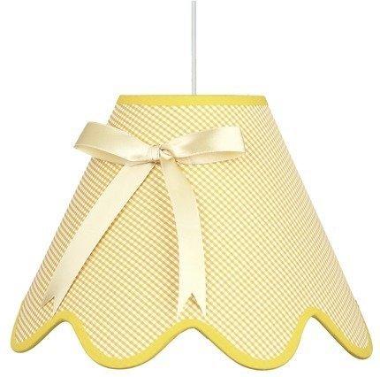 LAMPA SUFITOWA WISZĄCA CANDELLUX LOLA 31-04673  E27 ŻÓŁTY