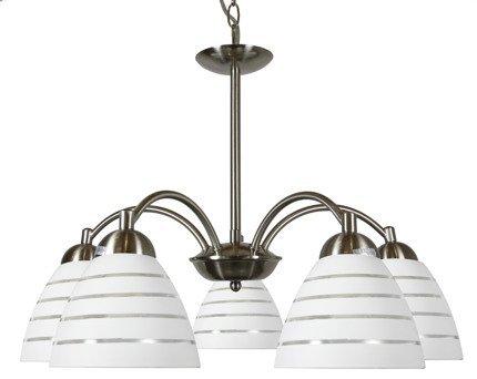 LAMPA SUFITOWA WISZĄCA CANDELLUX ULI 35-66169  E27 SATYNA