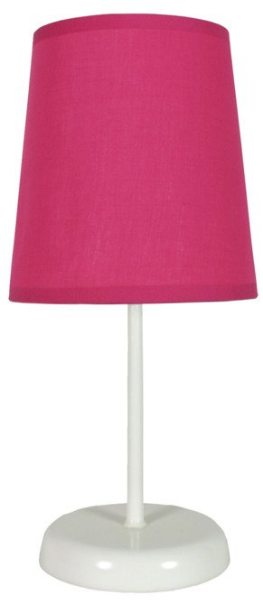 Lampa Stołowa Candellux Gala 41-98415 E14 Fuksja