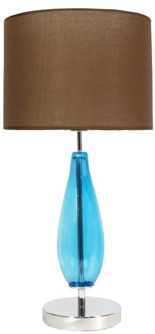 Lampa Stołowa Gabinetowa Candellux Marrone 41-01269 E27 H-57 Brązowa