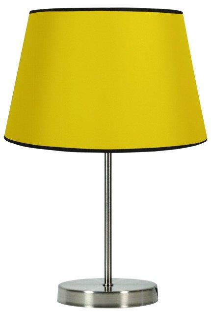 Lampa Stołowa Gabinetowa Candellux Pablo 41-34090 E27 Żółty