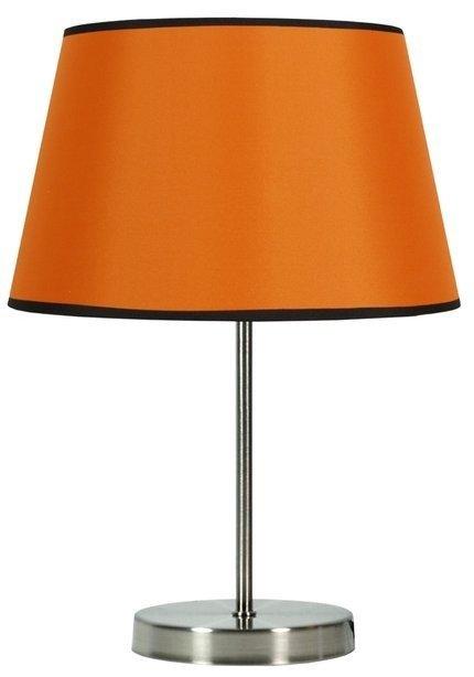 Lampa Stołowa Gabinetowa Candellux Pablo 41-34106 E27 Pomarańczowy
