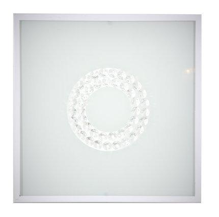 Lampa Sufitowa Candellux Lux 10-64486 Plafon 16W Led 4000K Biały Mały Ring
