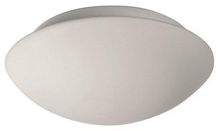 Lampa Sufitowa Candellux Nina 12-74150 Plafon Biały 175Mm E27