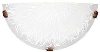 Lampa Sufitowa Candellux Terra 11-91898 Plafon1/2 Biały