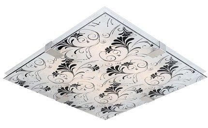 Lampa Sufitowa Candellux Vagante 10-30528 Plafon E27 Kwadrat