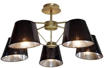 Lampa Sufitowa Wisząca Candellux Cortez 35-54999 E14 Patyna