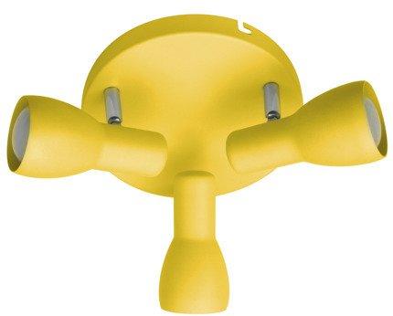 Lampa sufitowa plafon musztardowy regulowany Picardo 98-52414