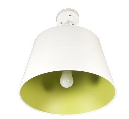 Lampa sufitowa wisząca 1X60W E27 biały ENYO