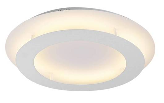 LAMPA SUFITOWA  CANDELLUX MERLE 98-66220 PLAFON  24W LED 3000K BIAŁY