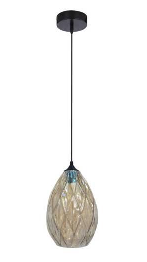 LAMPA SUFITOWA WISZĄCA CANDELLUX GRAN 31-51455  E27 ZŁOTY