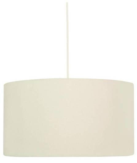 LAMPA SUFITOWA WISZĄCA CANDELLUX ONDA 31-06141   E27 KREMOWY