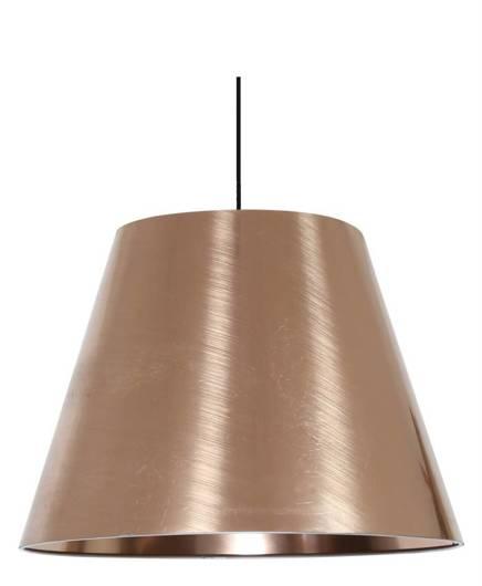 LAMPA SUFITOWA WISZĄCA CANDELLUX PLATINO 31-38302    E27 MIEDZIANY