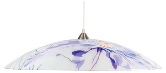 LAMPA SUFITOWA WISZĄCA CANDELLUX SPRING 31-29904   E27 FIOLETOWY