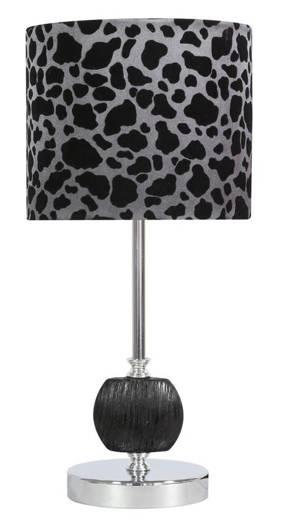 Lampa Stołowa Gabinetowa Candellux Cort 41-34632 E27 Czarny