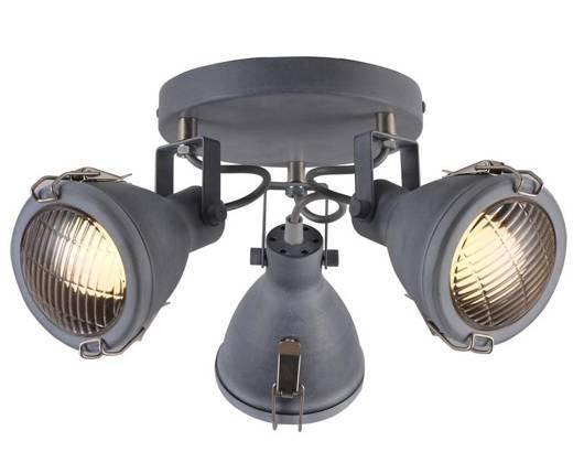 Lampa Sufitowa Candellux Crodo 98-71132 Plafon E14 Szary
