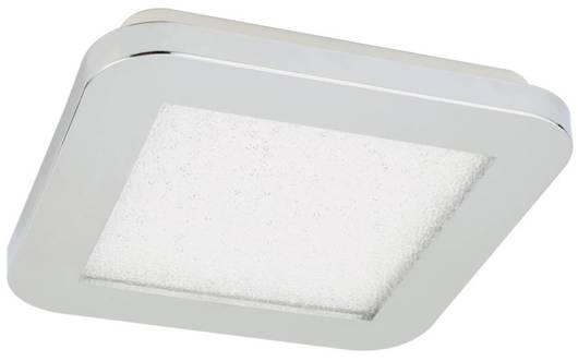 Lampa Sufitowa Candellux Nexit 10-66770 Plafon 10W Led Ip44 Chrom+Granila 3000K