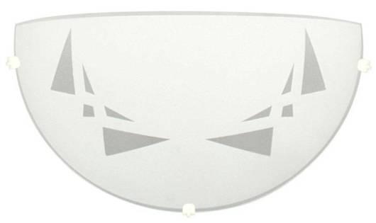 Lampa Sufitowa Candellux Trias 11-73726 Plafon1/2 E27 Biały
