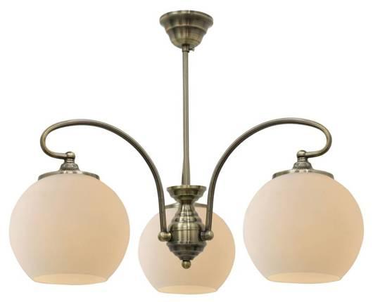 Lampa Sufitowa Wisząca Candellux Orbit 33-69351 E27 Patynowa Miedź