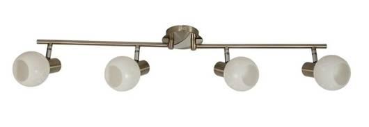 Lampa ścienna listwa 4W40W E14 satyna AVILA 94-10063