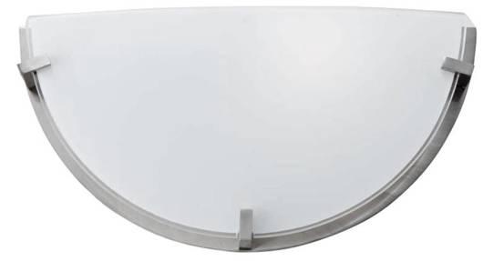 Lampa sufitowa plafon 1X60W E27 satyna FRENA 11-12807