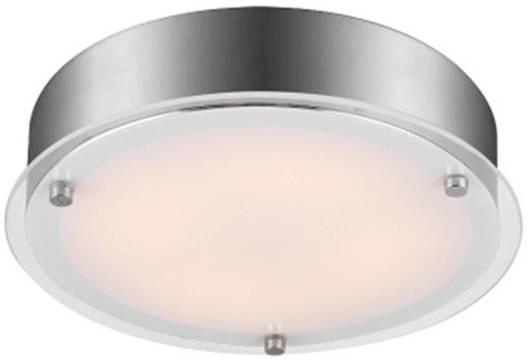 Lampa sufitowa plafon 33 1x18W LED satyna RONDA 13-30245