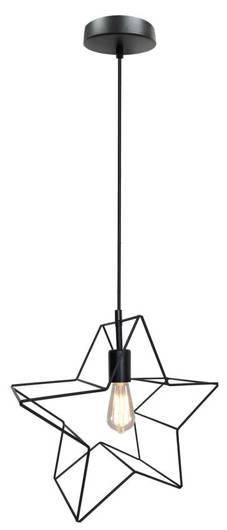 Lampa sufitowa wisząca 1X60W E27 GWIAZDKA 31-64080