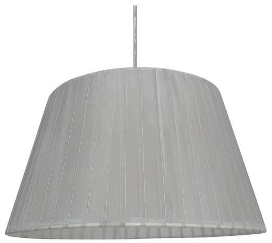 Lampa wisząca srebrna na lince Tiziano 31-27085