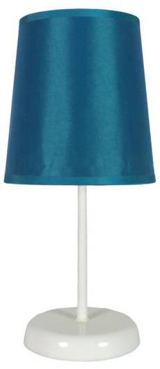 Lampka stołowa nocna niebieska 40W Gala 41-98545
