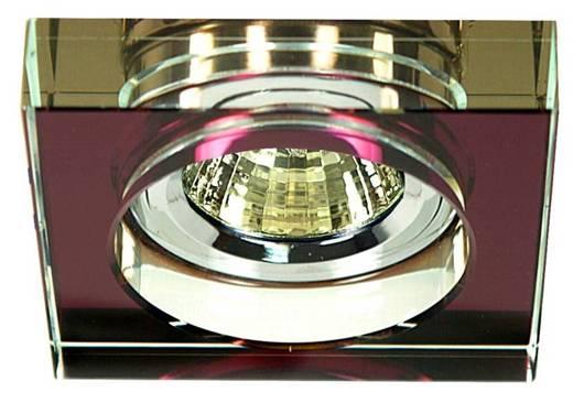Oprawa stropowa kwadrat fioletowa MR16 oczko SS-16 Candellux 2244344