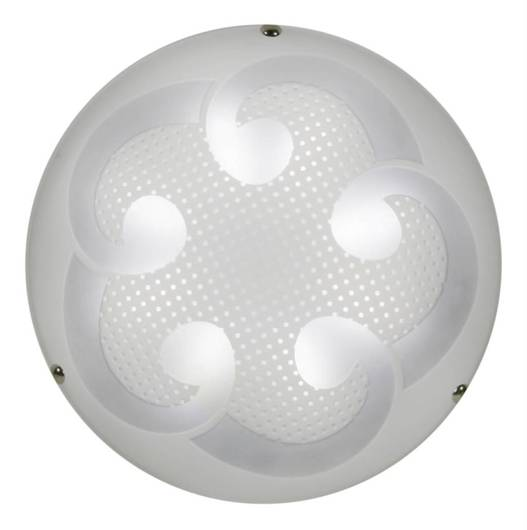 Plafon chrom lampa LED 6500K Monti 13-54227